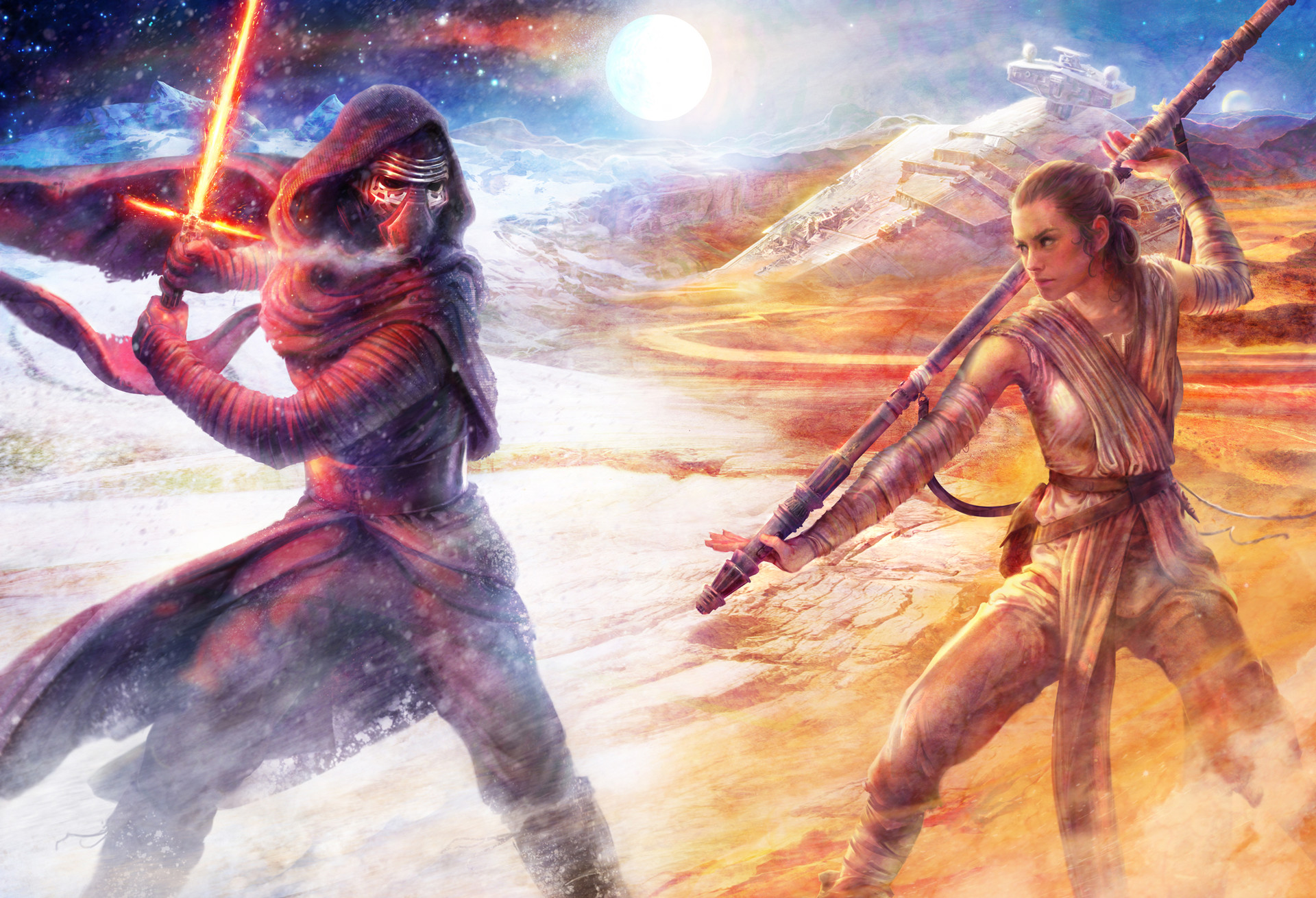 Andrew theophilopoulos starwars