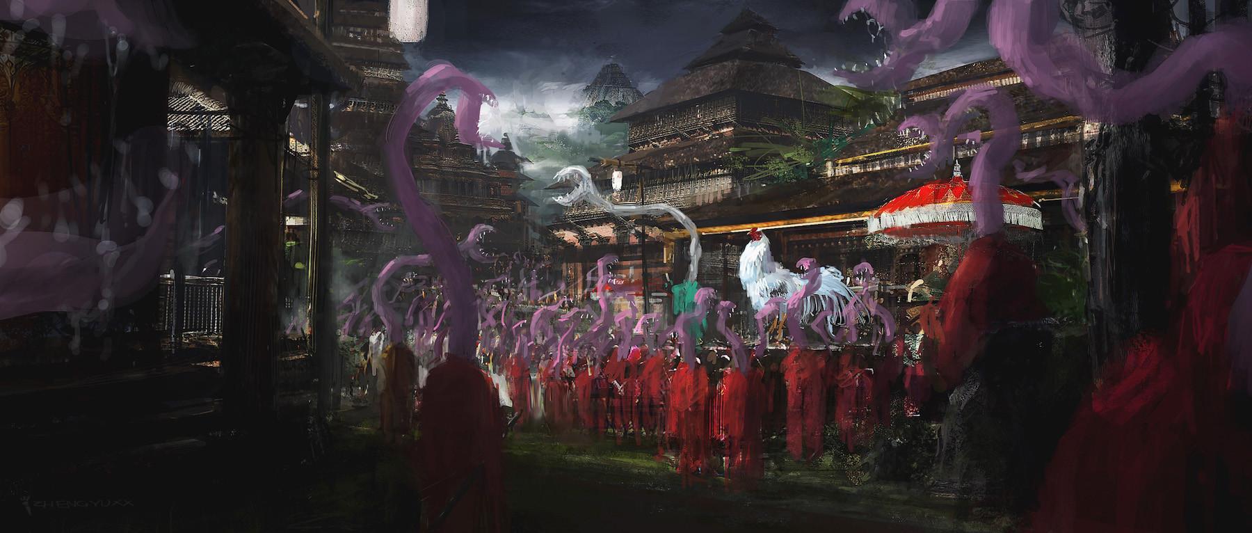 Zhengyu xx 8 w1 11