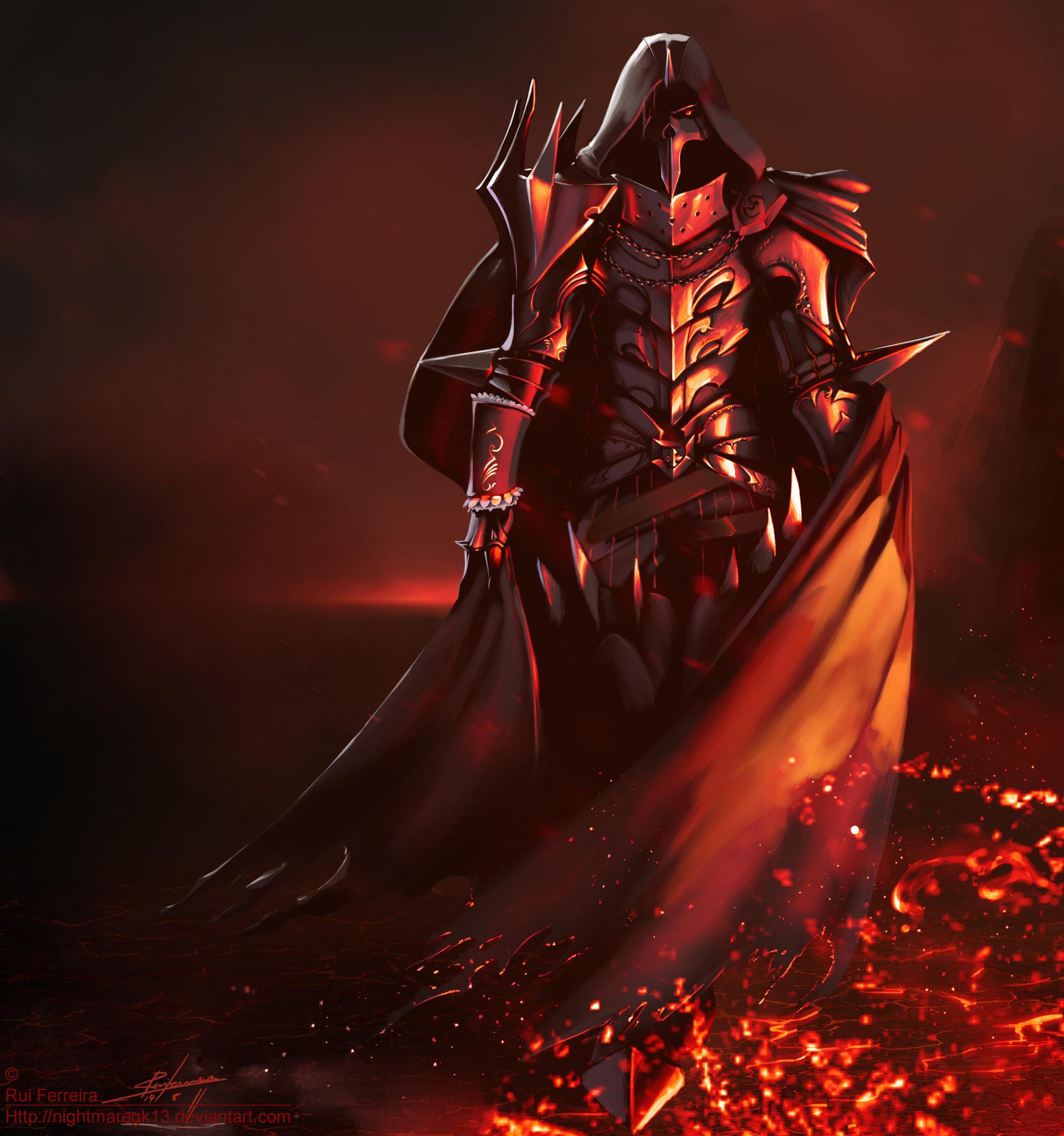 Rui ferreira black knight