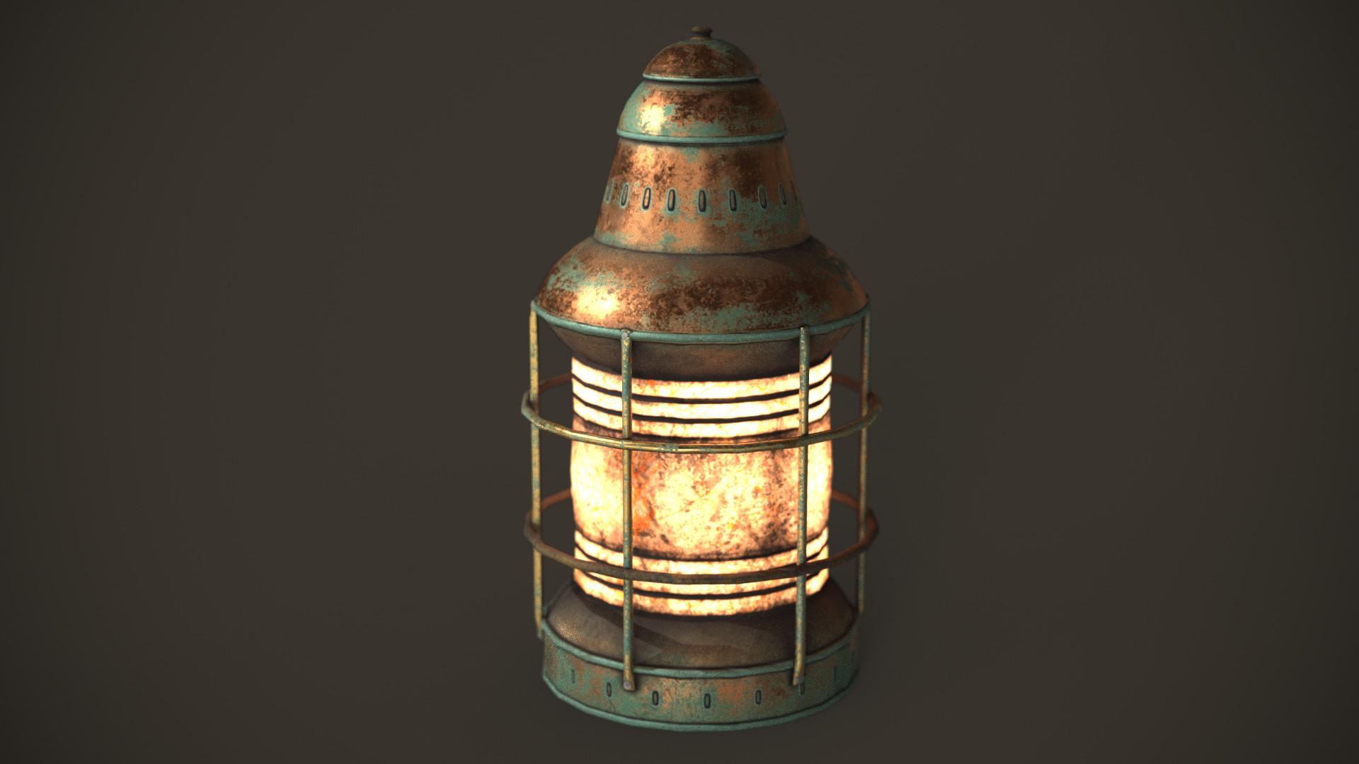 Leonardo iezzi 007 lantern