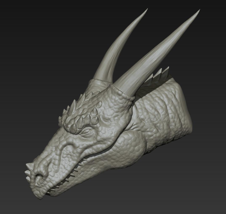 Toby hynes dragon 01
