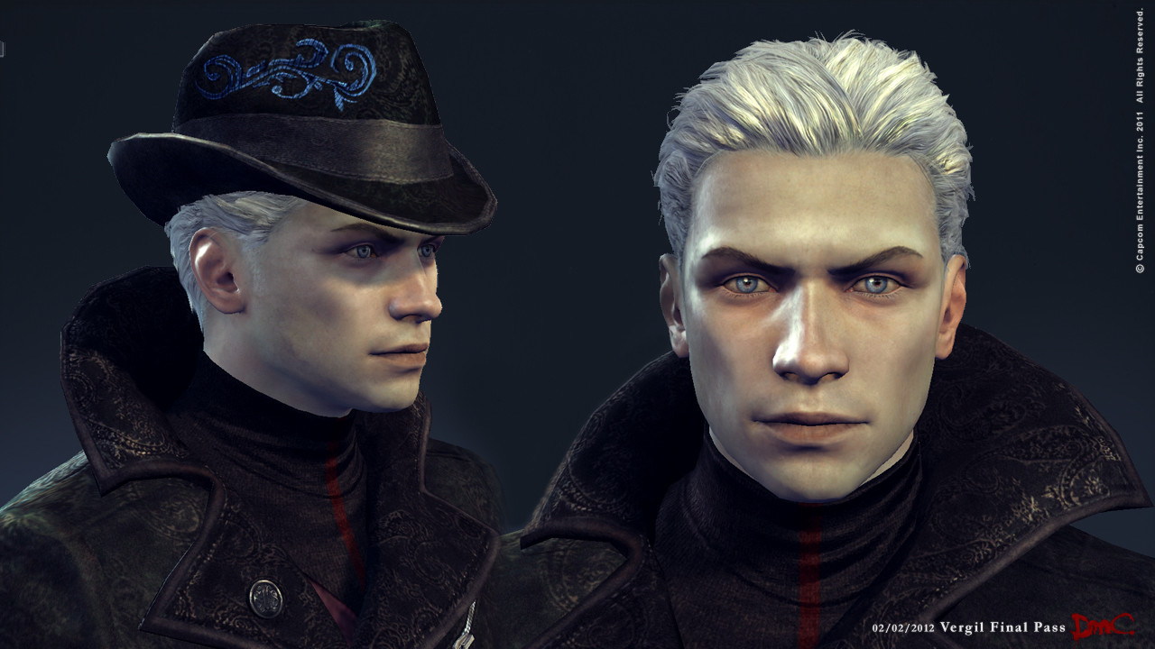 Hair for Dmc: Vergil