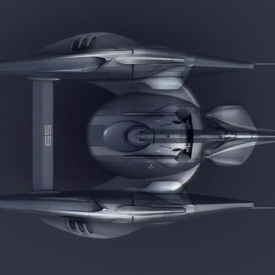 Encho enchev spaceship design2