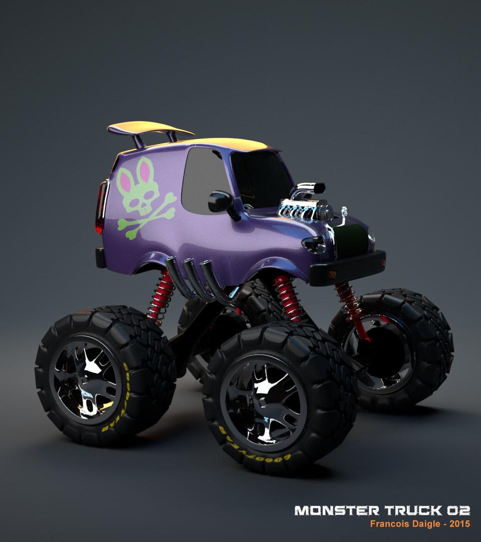 Monster Truck 02