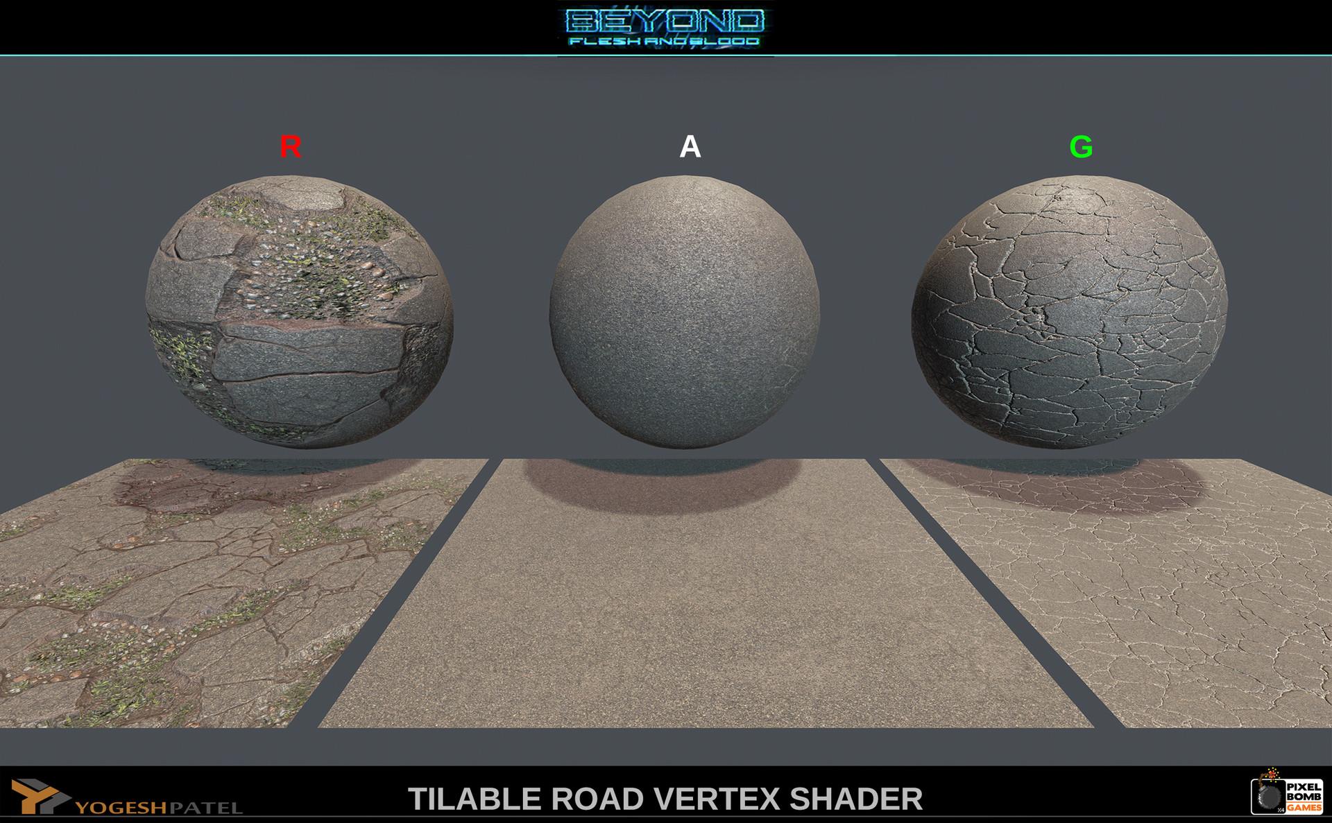 Yogi Patel - Pixelbomb Games Professional Work