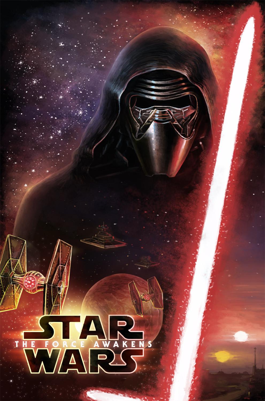 STAR WARS fan poster