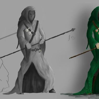 Daniel stringer character art