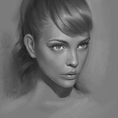Portrait practice 20151120