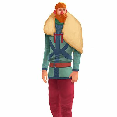 Josh merrick viking3 03