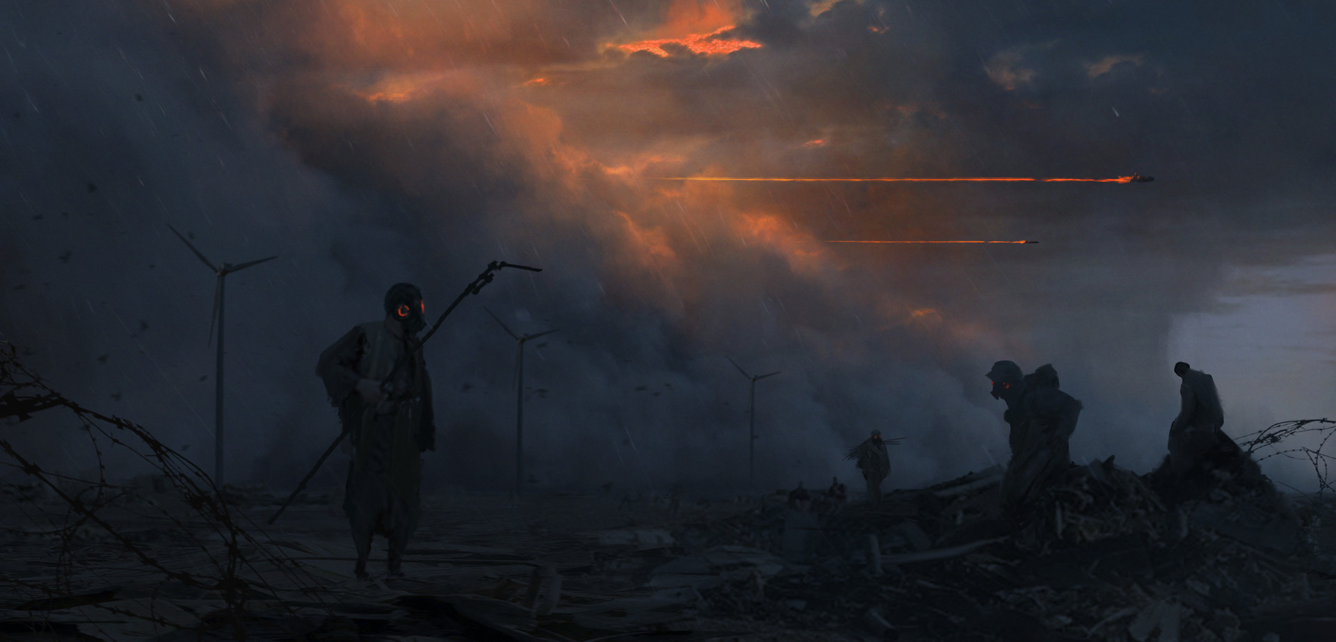 Rostislav zagornov storm is coming