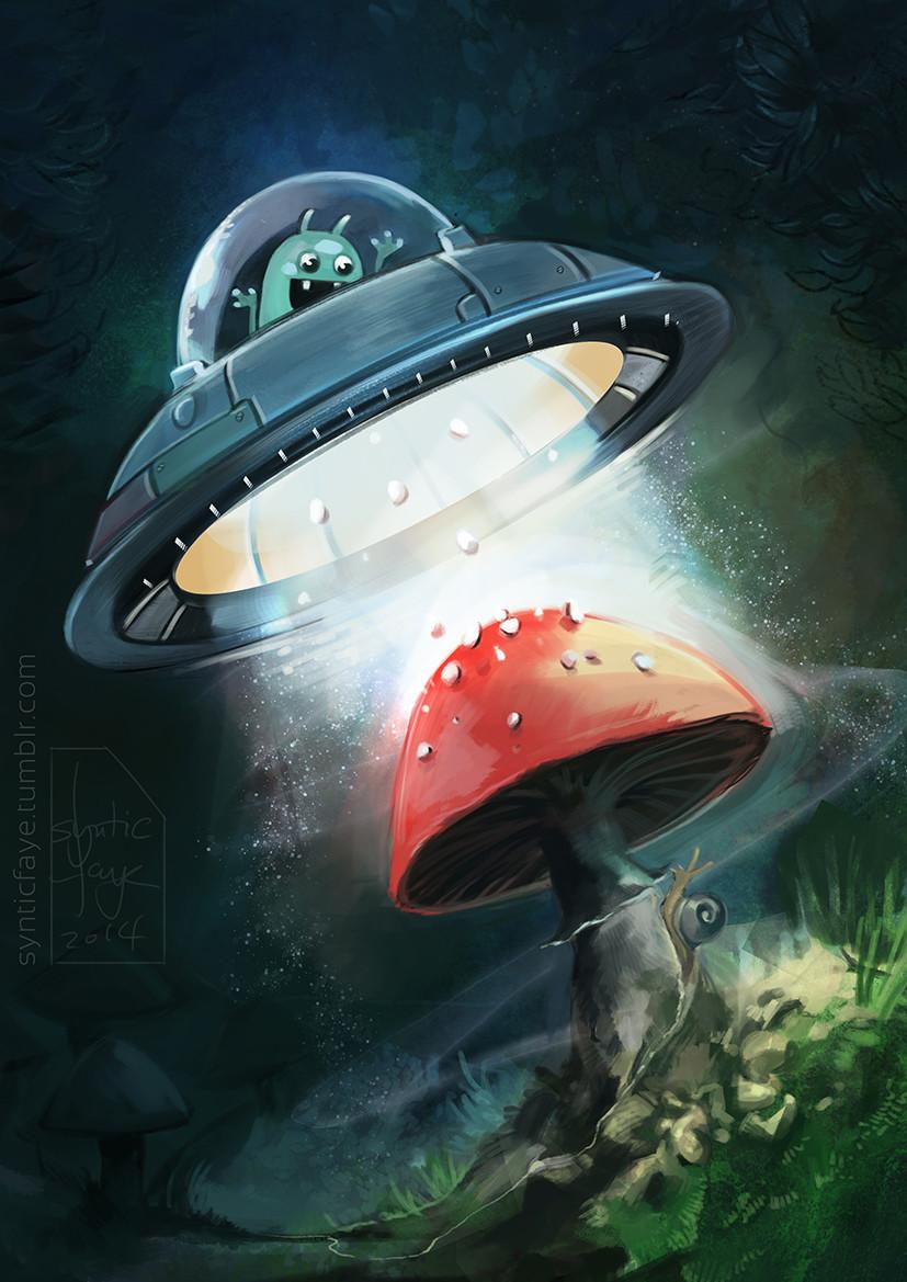 Trudy wenzel 16 03 2014 alien