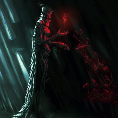 Vincenzo lamolinara dark priest 2