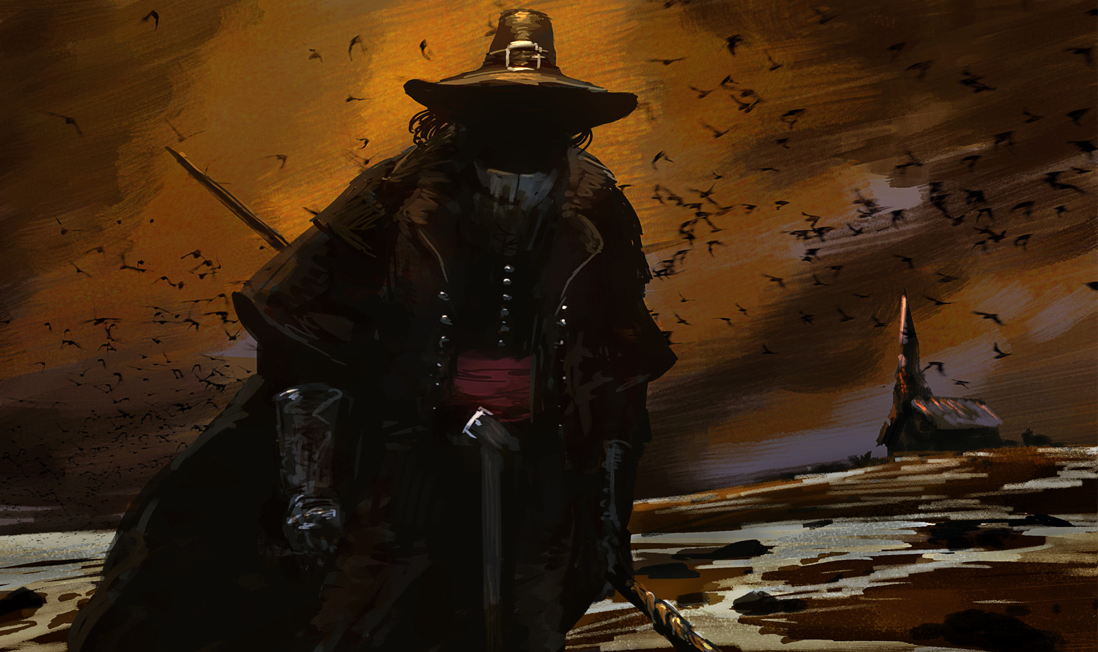 Solomon Kane | The Ferguson Theater