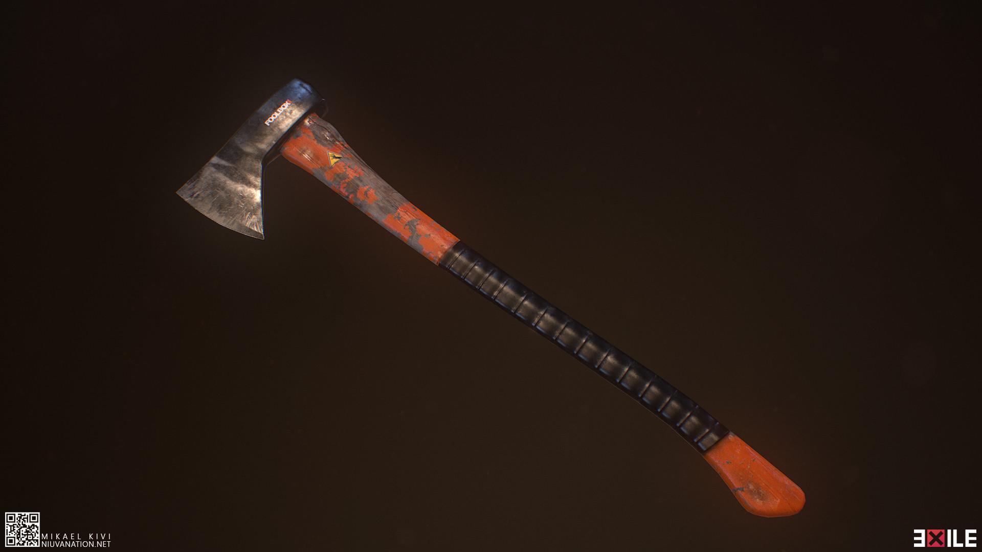 Mikael kivi exile axe02