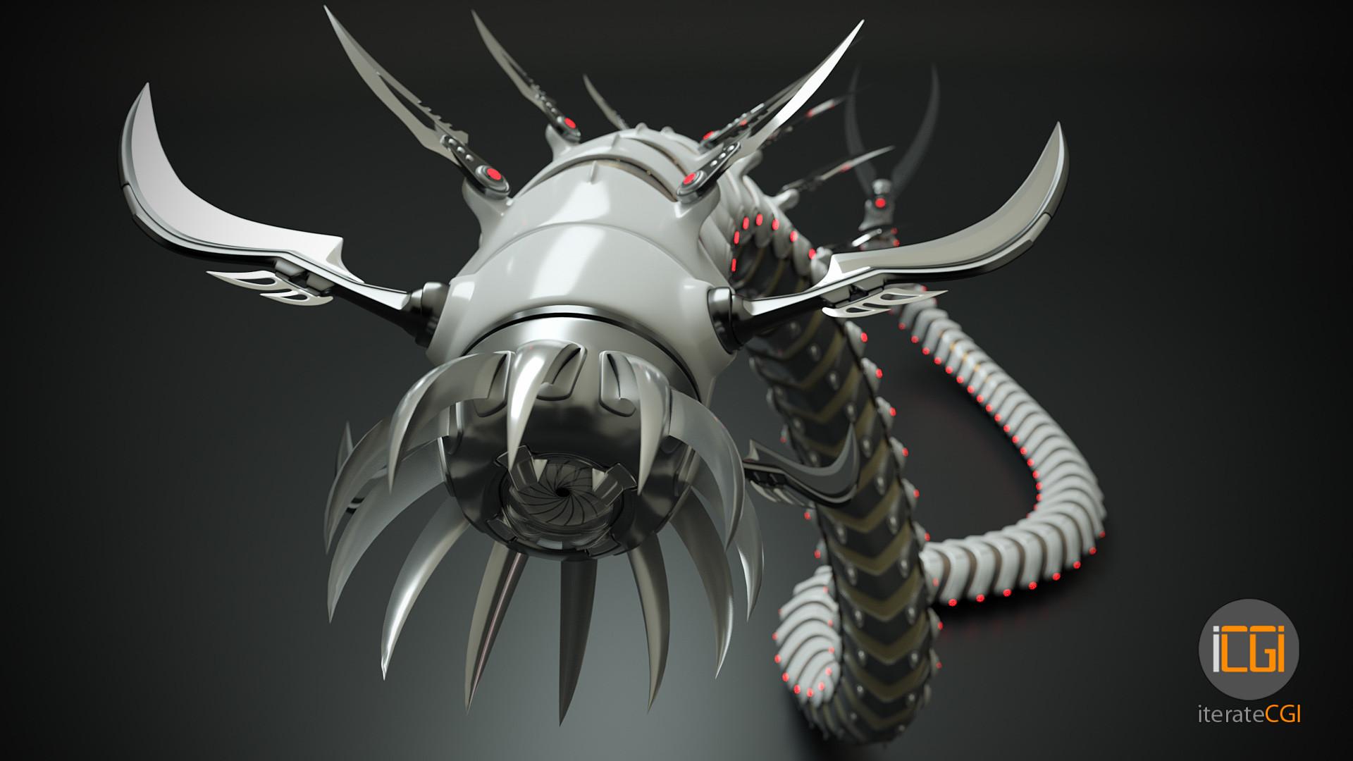 Johan de leenheer snakebot 1