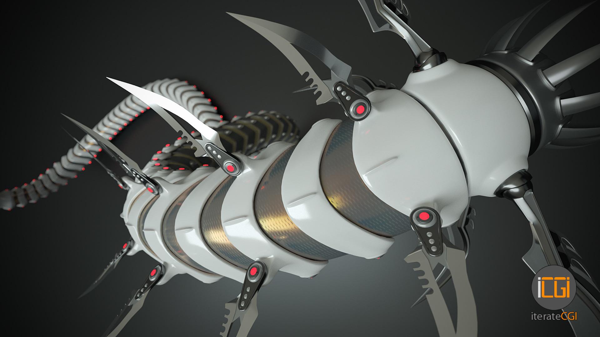 Johan de leenheer snakebot 7