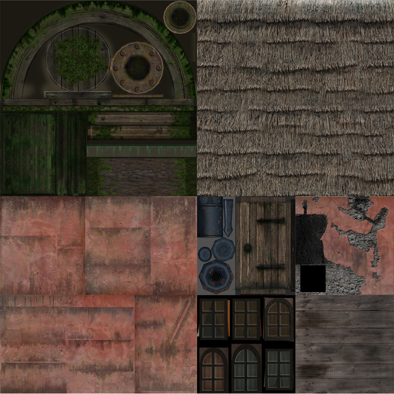 Dan whitehouse texture sheet 1
