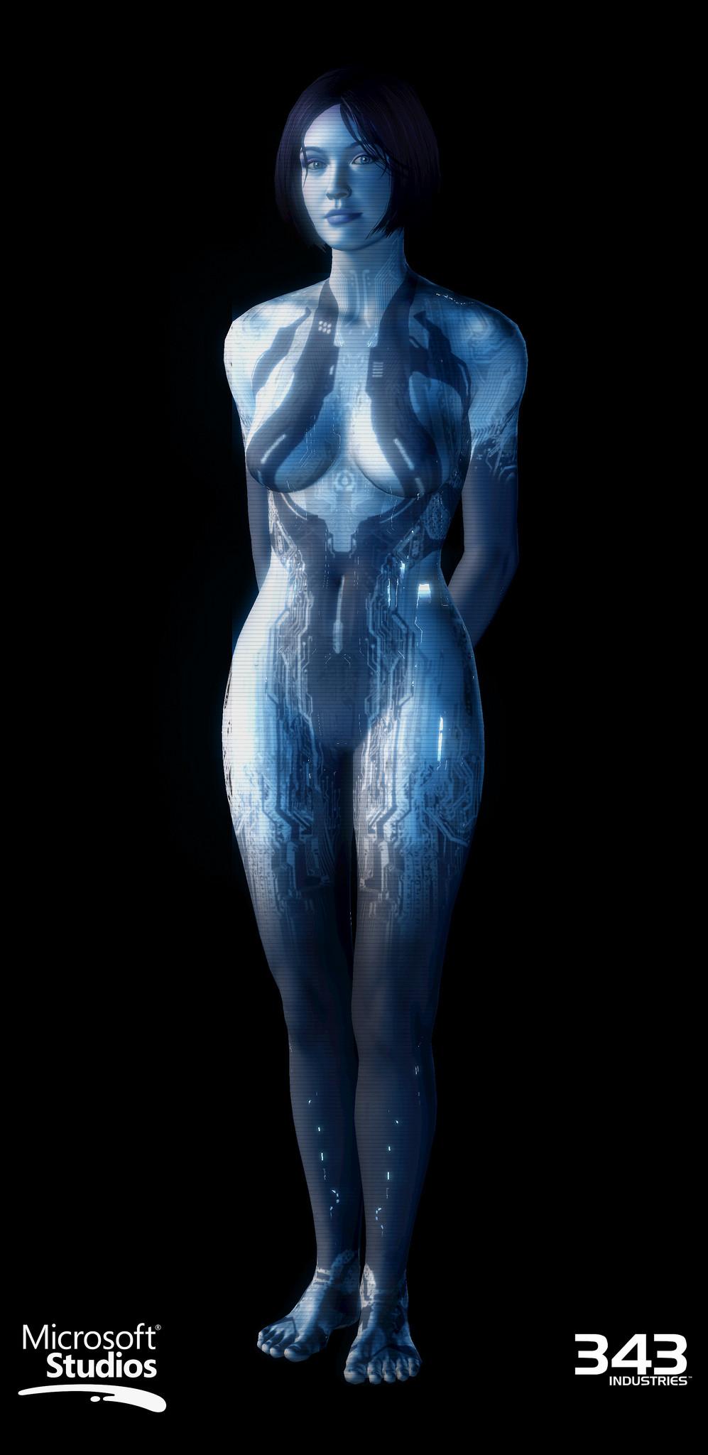 Cortana de halo desnuda hentia tube