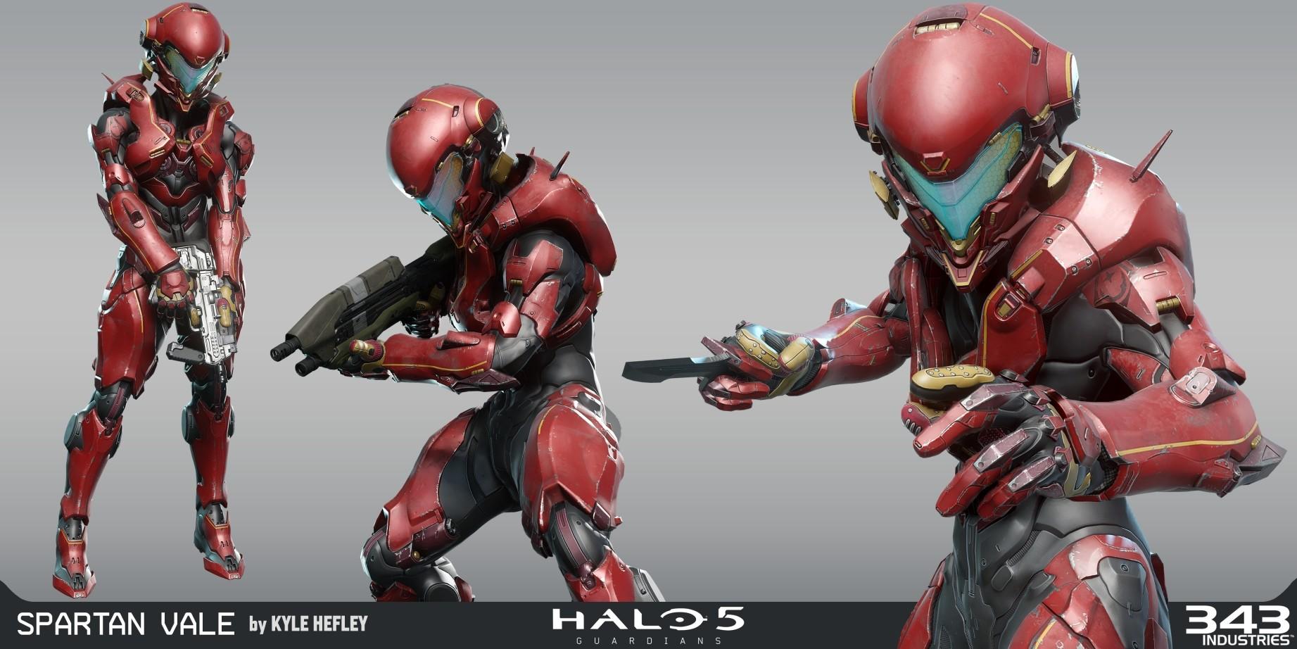 Halo 5 vale hentai naked classic slut
