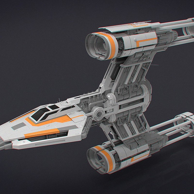 Y-Wing Redesign Version 2