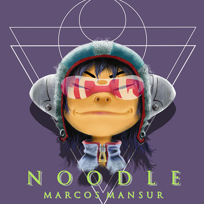 Marcos mansur noodle done hight