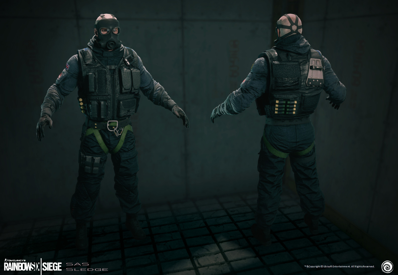 In-game Character