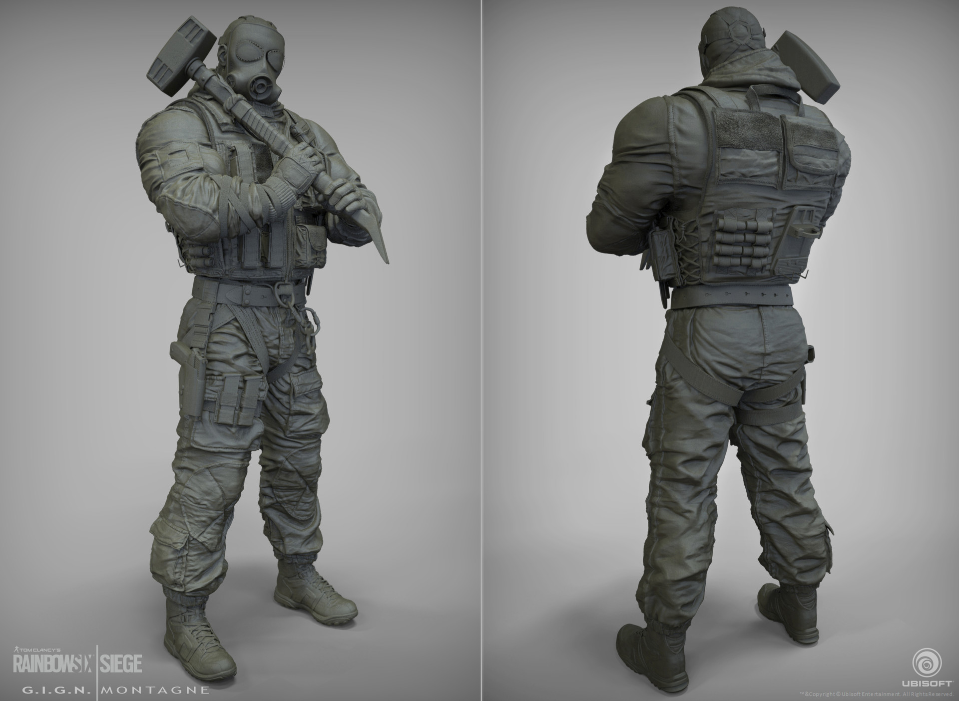 J mark sas sledge sculpt