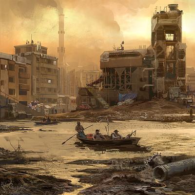 Alexander chelyshev red city 002 s