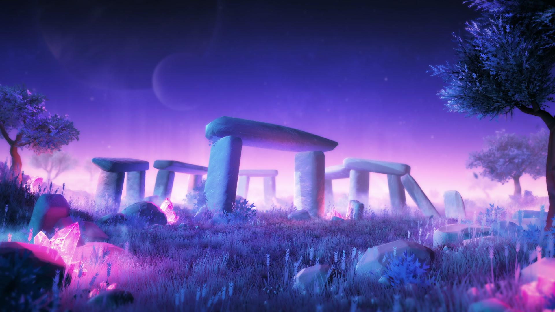 Zsolt Török - Unity Asset Packs - Dreamscapes | Nature