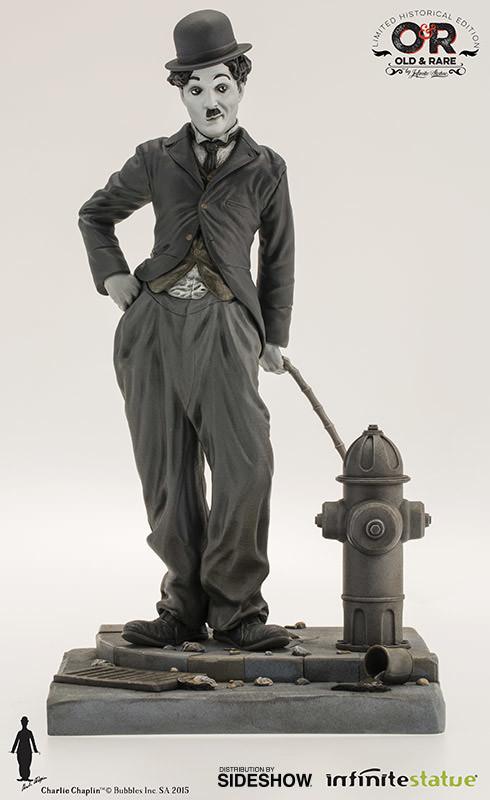Daniele angelozzi charlie chaplin the tramp statue infinite statue 902601 01