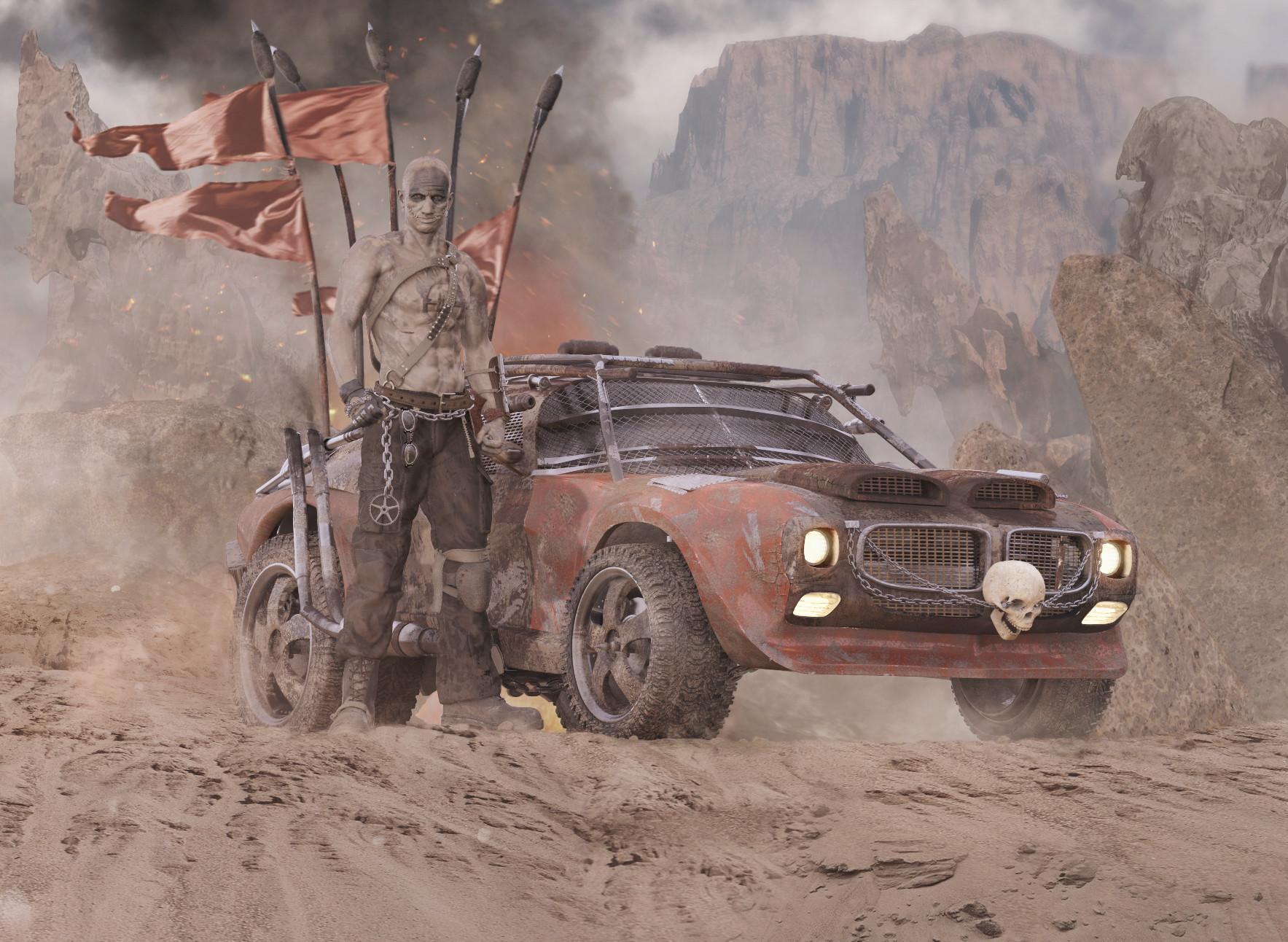 Juan martin warboy car1 25