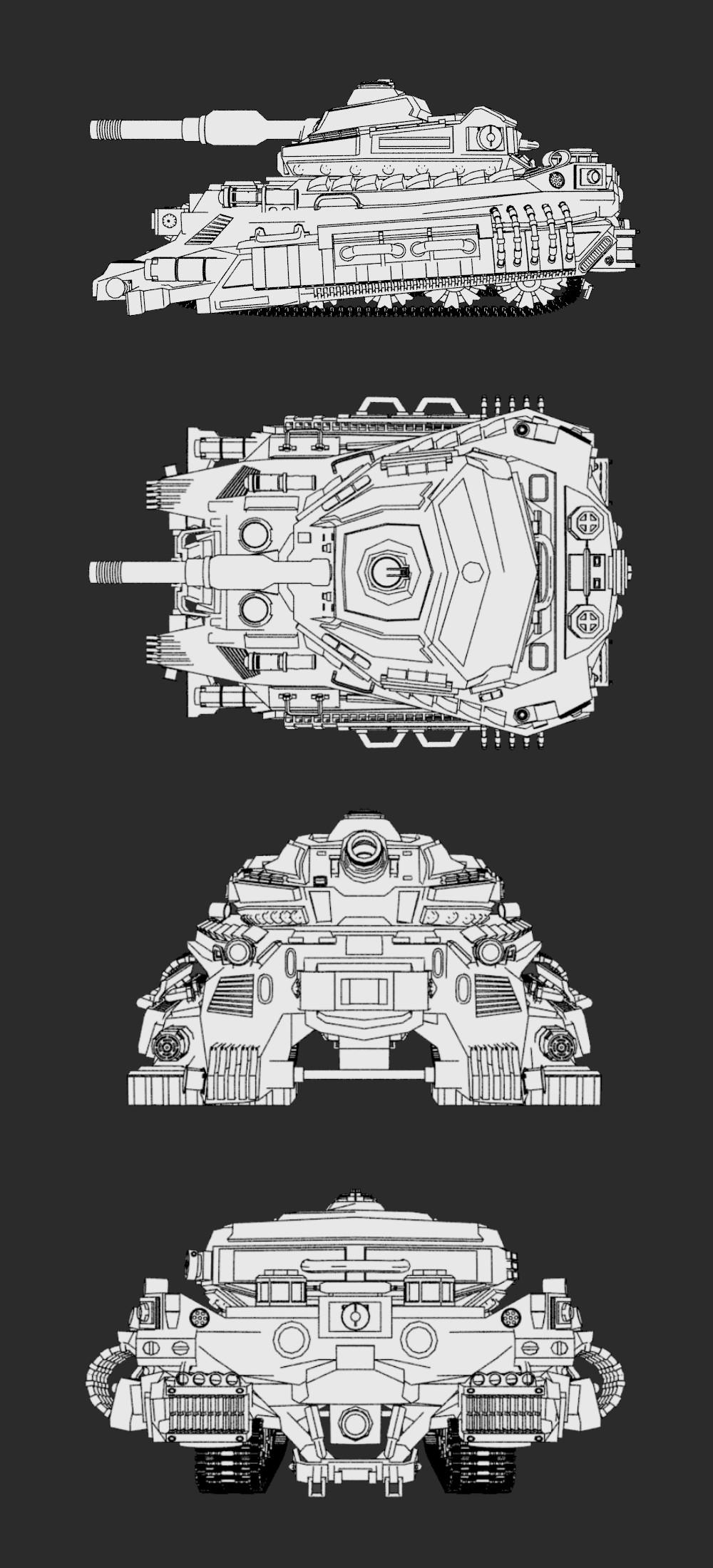 Omar pico 02 tank line omarpico