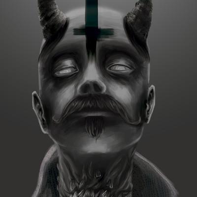 Marcos mansur devil done