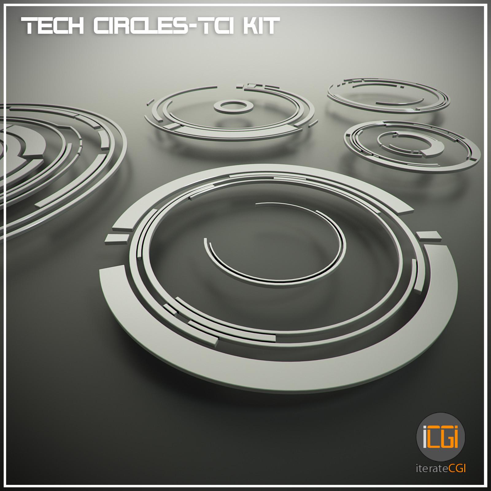 Johan de leenheer tech circles front 68