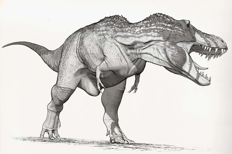 artstation draw dinovember day 30 tyrannosaurus rex raul ramos