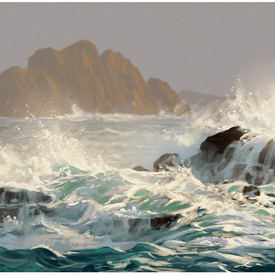 Daniel conway waves