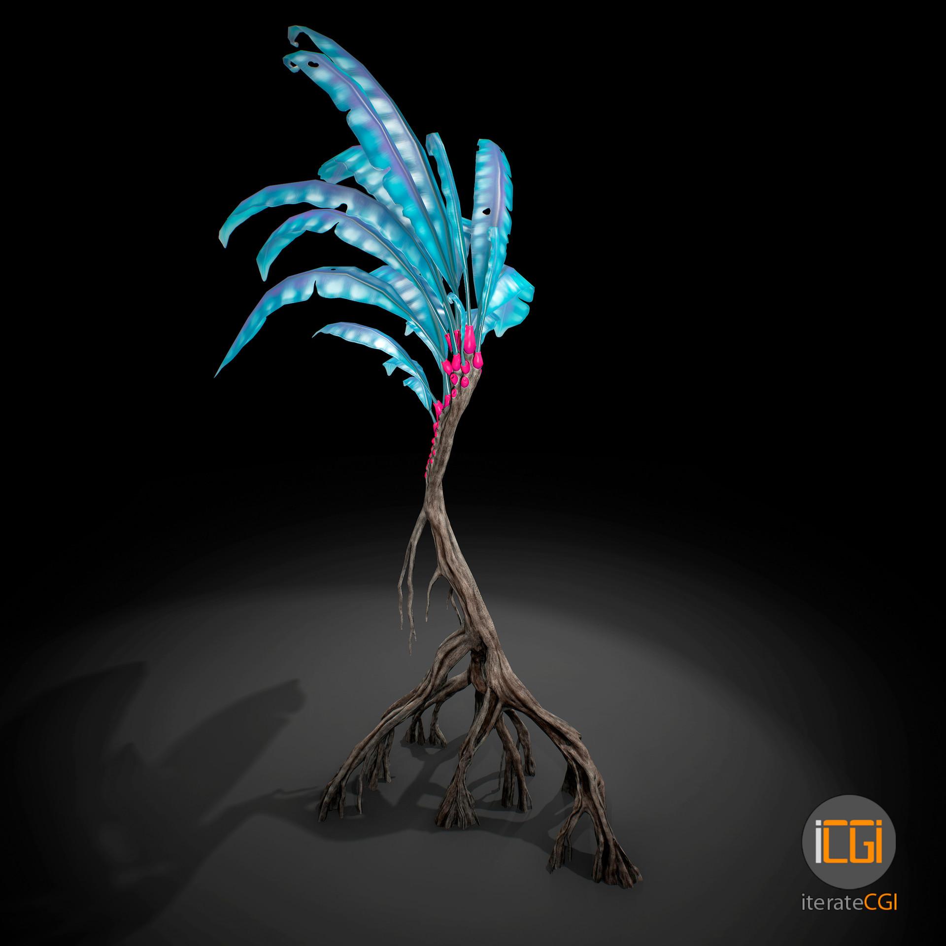Johan de leenheer alien plant 13 12
