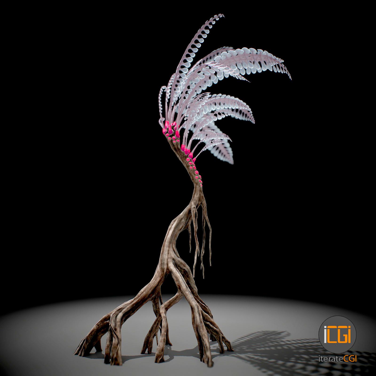 Johan de leenheer alien plants 1 83