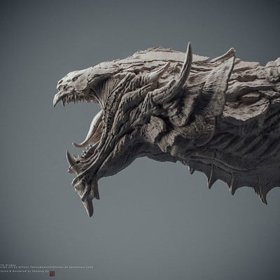 Zhelong xu turtledragon