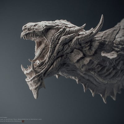 Zhelong xu turtledragon 2