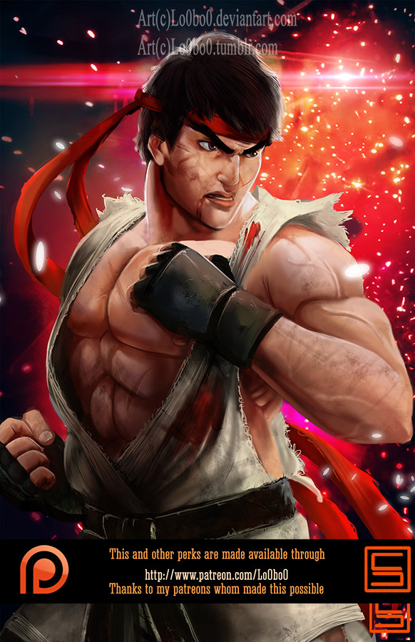 Sergio palomino november reward ryu promotional