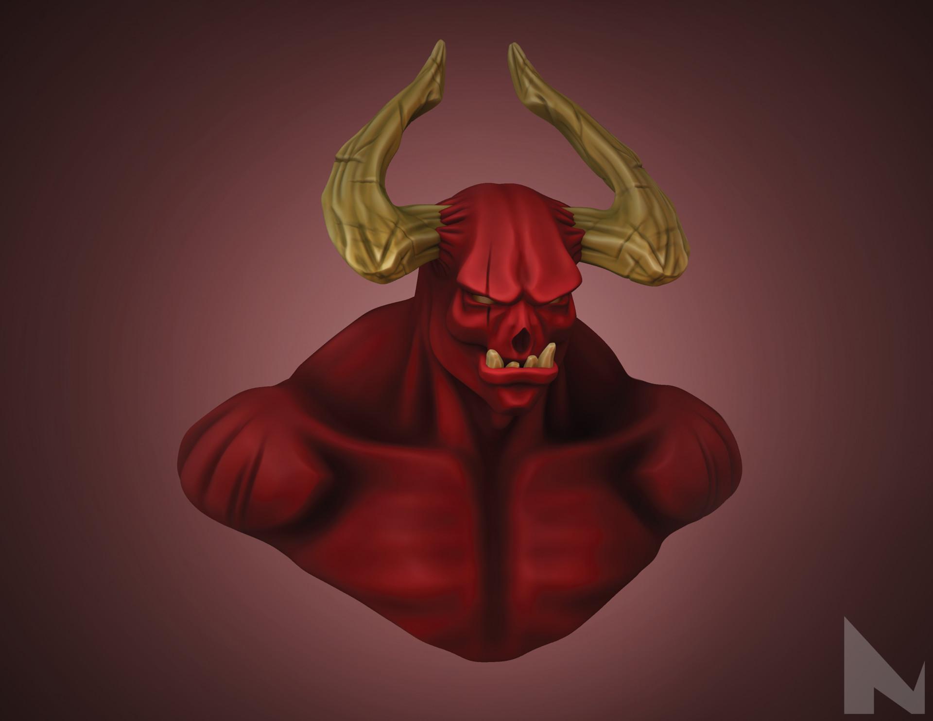 Nate smith demon