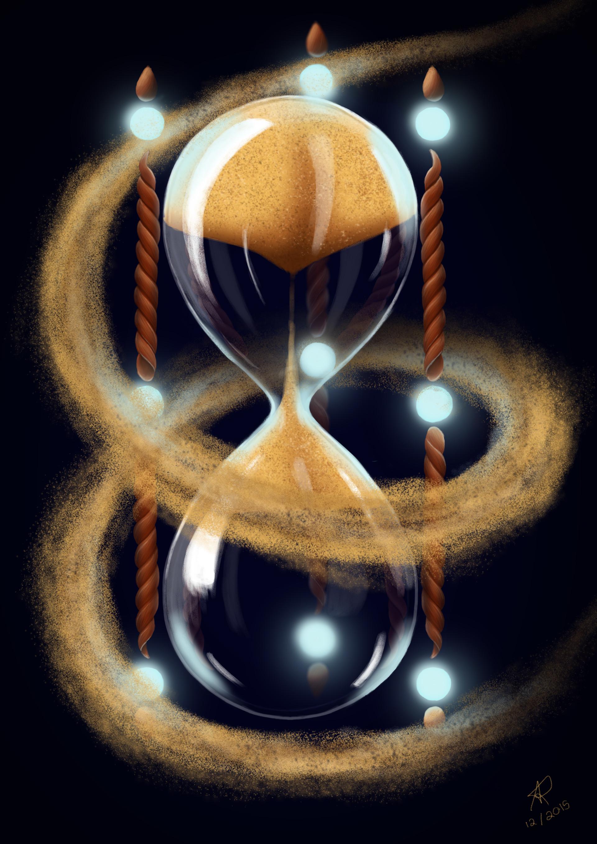 Digi nana hourglass