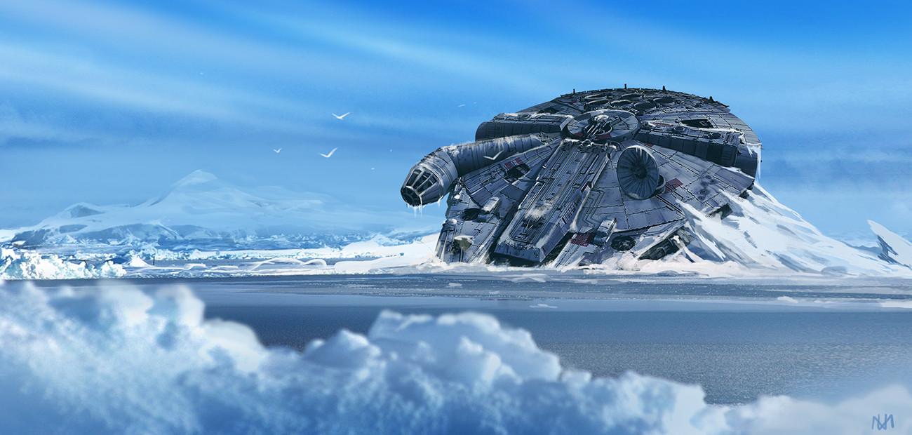 Nagy norbert millennium falcon