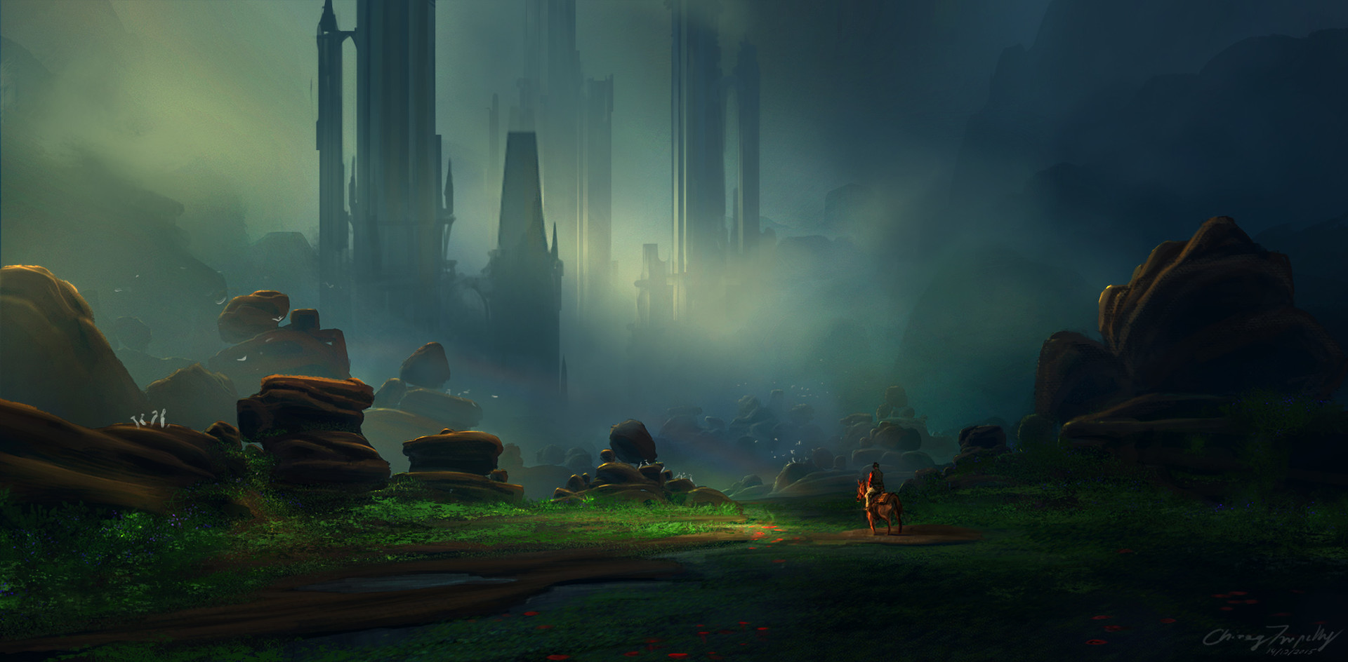 Chirag tripathy hidden castles 2