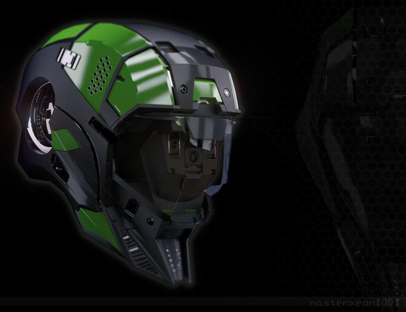 Jerry perkins mx1001 helmetdemopromo