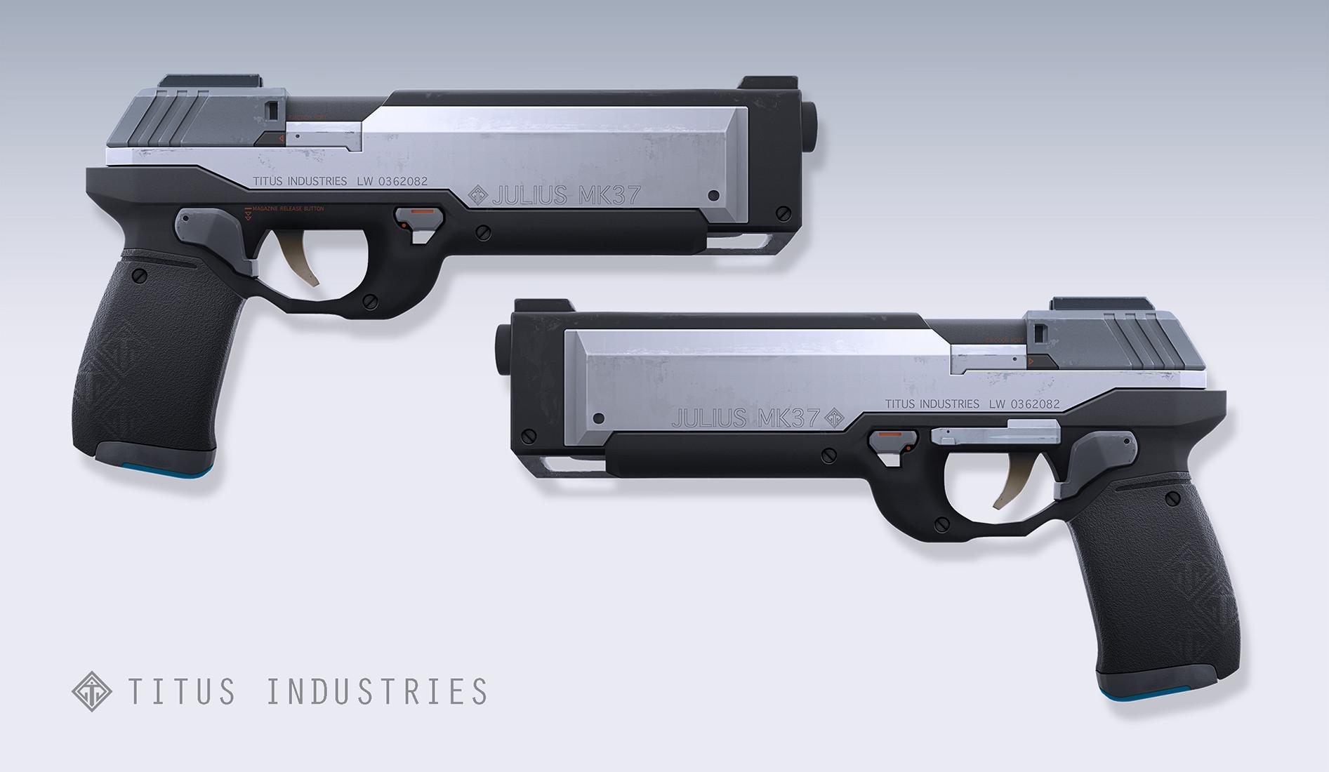 Il kim pistol small 1216 artst