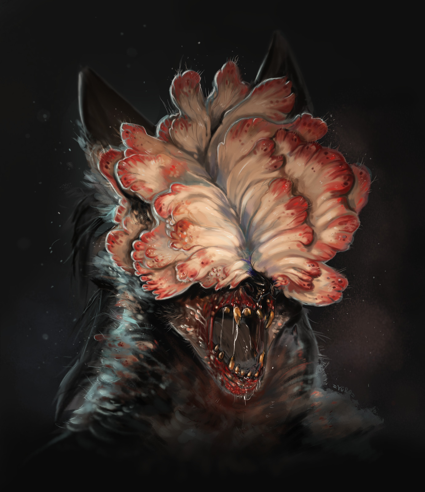Infected Wolf Clicker