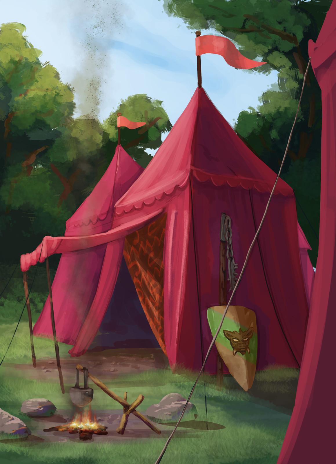 Actors camp
