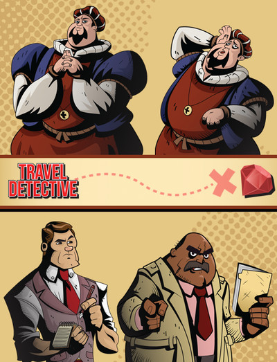 Rocco commisso travel detective characters 3 by tippedchair d72cvdx